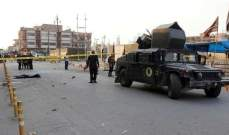 سلطات العراق: انفجار عبوتين ناسفتين في رتل للتحالف الدولي