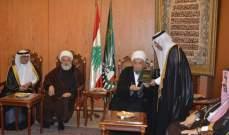 الشيخ عبد الامير قبلان: المقيمون اللبنانيون يعتبرون السعودية وطنا ثانياً لهم