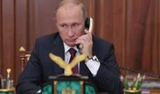 بوتين وبينت بحثا هاتفيا ملفات المنطقة ومكافحة كورونا