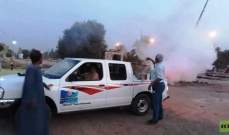 السلطات المصرية المختصة تتدخل لمقاومة انتشار الكالوسوما والحشرات