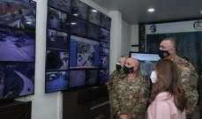 عكر: الجيش سيبقى صمام الأمان والضمانة للبنان وشعبه
