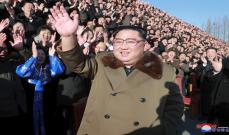 كيم جونغ أون يحذر من نهج جديد ستتبعه بلاده في العام 2019