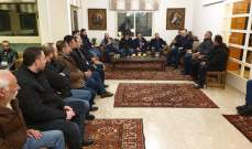 حبيش: قررنا المشاركة بجلسة الثقة ليصار إلى معارضة الحكومة من داخل مجلس النواب