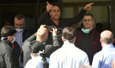 مستخدمو مستشفى بيروت الحكومي: للاسراع بتنفيذ بنود ما أعلنه وزير الصحة
