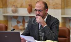 حسن: أي لبناني مقيم في الخارج يحق له العودة الى بلده وعلينا في هذه الحالة تشديد الاجراءات