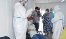 إصابة وافدة إلى حاصبيا بكورونا والبلدية تعمل على حجر المخالطين