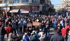 تجمع رجال الأعمال بصيدا: ندعم موقف رئيس جمعية تجار صيدا بفتح المحال خلال 72 ساعة