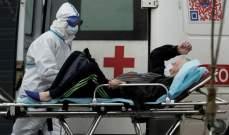تسجيل 593 وفاة و27747 إصابة بكورونا في روسيا خلال الـ24 ساعة الماضية