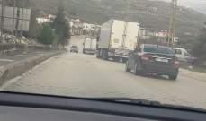 النشرة: أمطار غزيرة مصحوبة برياح شمالية عاتية تسيطر على مدينة حاصبيا