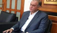 محمد سليمان: الحريرية السياسية باقية وللإسراع بتوزيع البطاقة التمويلية بكل شفافية