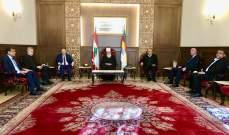 وفد من الاتحاد العمالي التقى الشيخ حسن: نرفض رفع الدعم ويجب تشكيل حكومة بسرعة