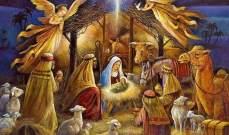 قداديس في قرى قضاء الزهراني لمناسبة الميلاد