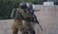 إصابة فلسطيني برصاص الجيش الإسرائيلي في القدس