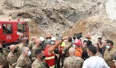 قائد الجيش تفقد مرفأ بيروت: الجيش لن يوانى عن العمل بسبيل مصلحة الوطن