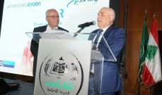جبق أعلن دعم صندوق مرضى السرطان بمستشفى المقاصد بمليار و 500 مليون