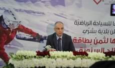رئيس بلدية بشري دعا الأجهزة الأمنية لتفتيش اماكن تجمع السوريين
