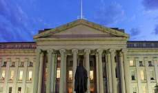 الخزانة الاميركية فرضت عقوبات على 6 شخصيات و13 كيانا في سوريا