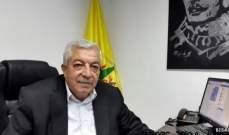 """نائب رئيس حركة """"فتح"""" العالول يؤكد اتخاذ قرارات هامّة وصعبة في المجلس المركزي المقبل"""