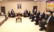 المقداد: التنسيق مع حكومة سوريا مهم لتحقيق النتائج المرجوة من عمل مفوضية شؤون اللاجئين