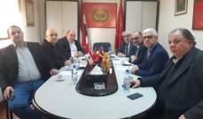 الأحزاب الأرمنية الثلاثة: لتنفيذ خطة إقتصادية مدروسة وإعادة الأموال المنهوبة