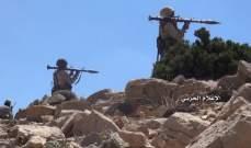 انسحاب أحد مسؤولي النصرة مع 30 من مسلحيه باتجاه قلعة الحصن بجرد عرسال