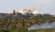 الجزيرة: غارات جوية يعتقد أنها روسية تستهدف مستشفيين ومدرسة بإدلب