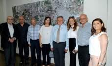 السنيورة استقبل الهيئة الادارية الجديدة لروتاري صيدا