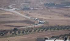 الجيش الإسرائيلي يعلن العثور على عبوة ناسفة قرب نابلس