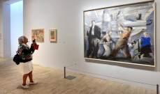 3 سنوات سجنا بمعتقل شديد الحراسة لسارق لوحة فنية في روسيا