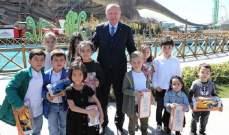 إفتتاح تركيا أكبر مدينة للملاهي في أوروبا