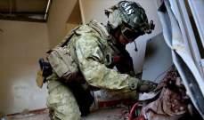 الدفاع التركية: بدء أعمال إزالة متفجرات وألغام قوات حفتر في ليبيا