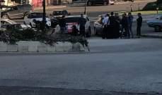 LBC: شبان يمنعون الأهالي وحافلات الطلاب من دخول مدرسة سيدة اللويزةفي ذوق مصبح