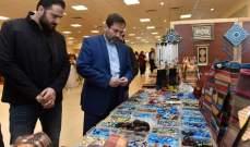 المستشار الثقافي بالسفارة الايرانية ببيروت لـ