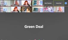 مشارَكة لبنانية بمؤتمر علمي دولي افتراضي حول استراتيجيات إرساء الاقتصاد الأخضر