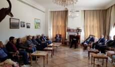 الخليل: لبنان سيبقى متمسكا بكافة حقوقه السيادية بالدفاع عن أرضهه