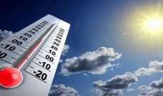 الأرصاد الجوية: الطقس المتوقَع غدا قليل الغيوم إلى غائم جزئيا دون تعديل بدرجات الحرارة على الساحل