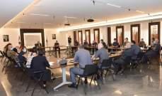 اجتماع لجنة الطوارئ لرفع حالة التأهب بالسجون لمتابعة إجراءات الحد من تداعيات انتشار كورونا