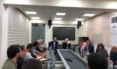 بهية الحريري:ما نريده تقوية مؤسسات الدولة لأن لا بديل عن الدولة