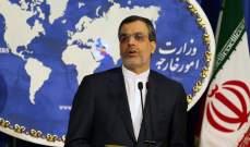 وصول مساعد وزير الخارجية الإيراني إلى بيروت