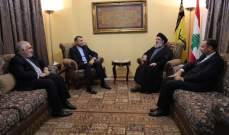 تراجع التأثير الاميركي... ونصرالله يؤكد إجراء الانتخابات والتهدئة