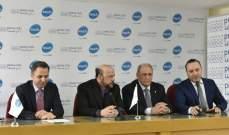 الرياشي خلال تدشين استوديو تلفزيون نادي الصحافة:لتأمين حصانة نقابية للإعلاميين