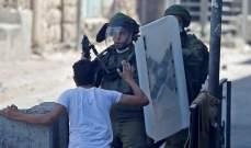الجيش الإسرائيلي اعتقل شابا من ذوي الاحتياجات الخاصة بزعم تنفيذ عملية طعن