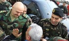 والد أحد الضباط الشهداء: وصول العماد جوزيف عون لقيادة الجيش يعني وصول ولدي