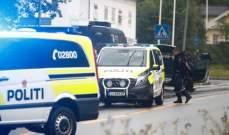 شرطة النرويج: نتعامل مع حادثة إطلاق النار على مسجد أمس باعتباره عملا إرهابيا محتملا