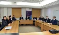 شقير استقبل وزير الزراعة البلغاري: أمامنا فرصة هامة لتطوير العلاقات