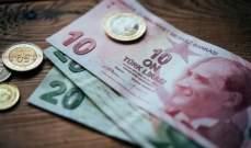 """الليرة التركية تسجل أدنى مستوى لها مقابل الدولار """"على الإطلاق"""""""