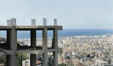 مصرف لبنان: تسليم شحنات الإسمنت يهبط 51% في الشهر الأول من 2021