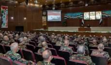 الأسد زار الأكاديمية العسكرية العليا بدمشق: نقوم بما نستطيع من أجل التطوير ونحن بقلب الحرب