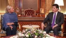 نيجيرفان البارزاني: الحوار بين كردستان والعراق بحاجة إلى آلية مناسبة أفضل