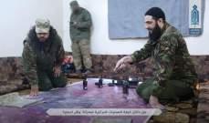 صورة للجولاني تنتشر على مواقع التواصل وهو يدير العمليات في ريف حماة